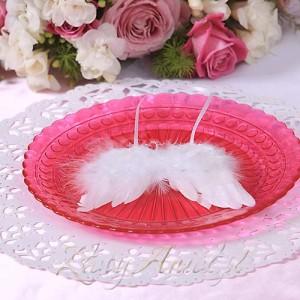 SKRZYDEŁKA do dekoracji anielskie 10cm